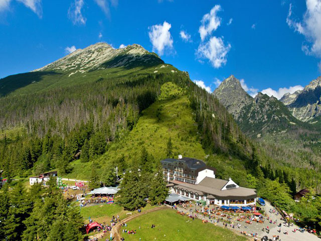 Hrebienok Tourist and Ski Resort