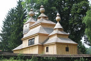 Wooden Churches of Eastern Slovakia