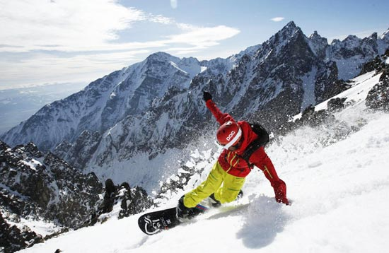 Skiing in Slovakia in the Best Resorts