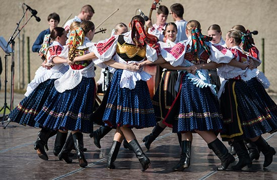 Tour of Slovak Folk Heritage