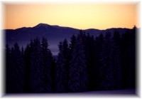 Best Sunset in High Tatras